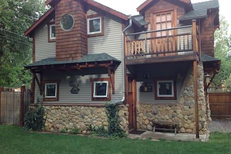 Carriage House studio apartment