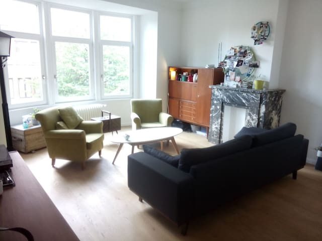 Nice 2 bedrooms flat in city center - Bruxelles - Apartment