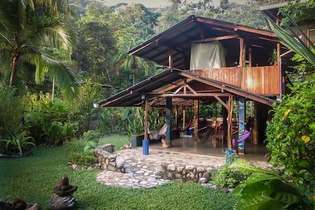 Casa Aire Libre, Dos Brazos de Rio - Puerto Jimenez - Dom
