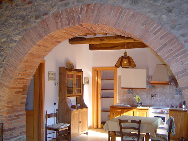 Beautiful villa in Tuscan Maremma - Prata - Apartemen