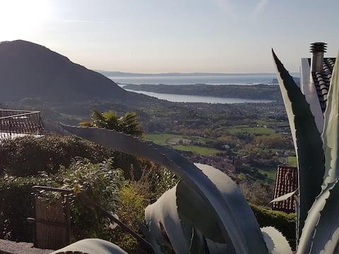 Blue Chalet - fantastica vista lago