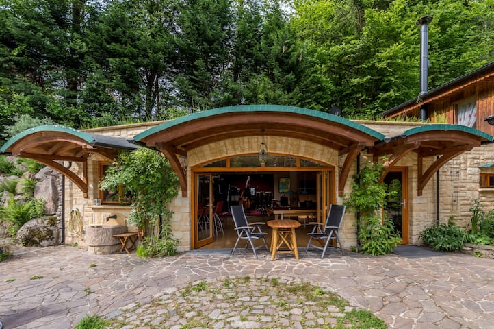 House in the forest - Heiligkreuzsteinach - Guesthouse