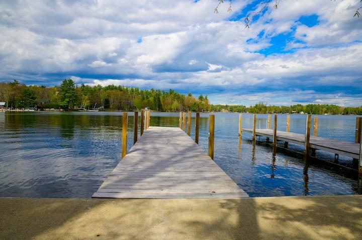 Timber Lodge @ Cummings Cove Meredith NH