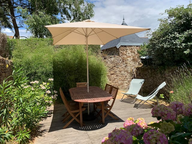 Quimiac (Mesquer) - Charmante maison avec jardin !