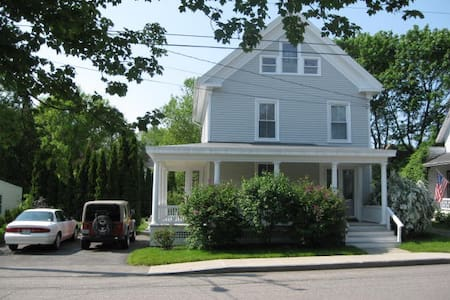 Single family Victorian Home:  Permit #STR17-9 - Rockland - Σπίτι