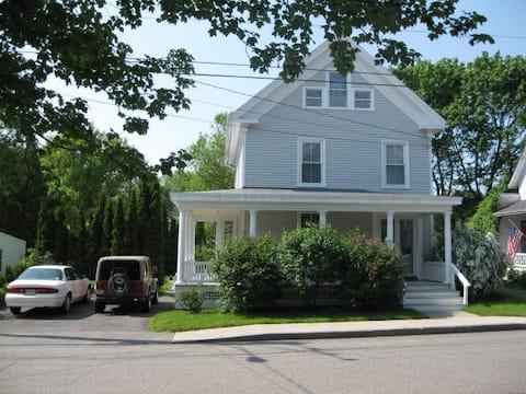 Single family Victorian Home:  Permit #STR20-5