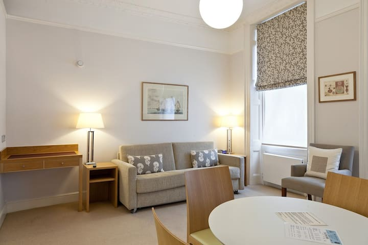 1 Bedroom Apartment, Doughty Street Bloomsbury
