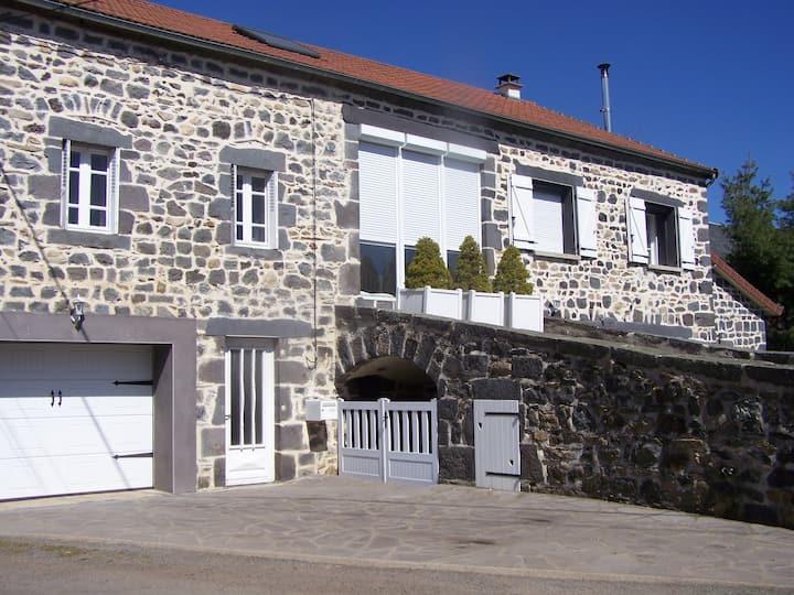 Appartement au pied du Puy de Dôme