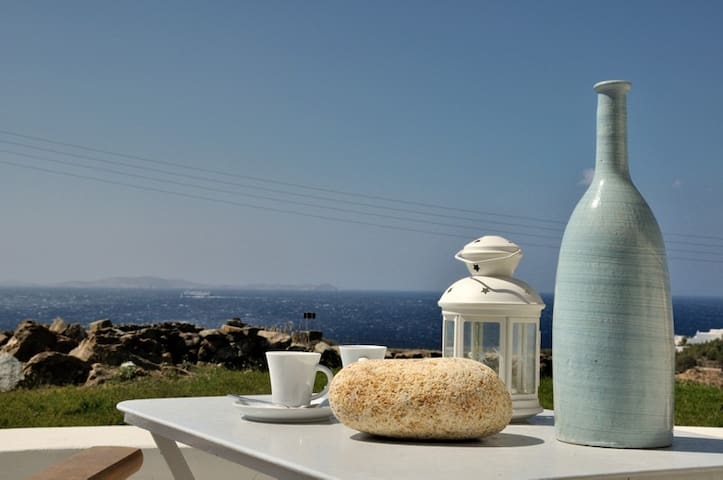 Stylish Room for 2 in Tinos - Tinos - Daire