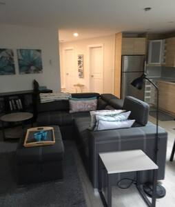 Brand new 1 bedroom apartment in Ladner, Delta BC.