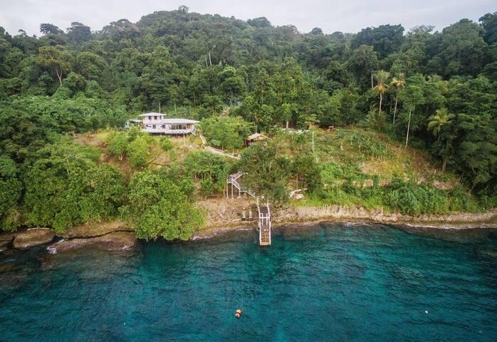 Cliff top paradise - Aveala Resort