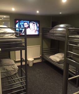 Bobby's Bunkhouse 6 person Dorm - 爱丁堡 - 宿舍