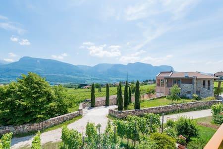 Apartment with 2 bedrooms on the Wein Route - Termeno sulla Strada del Vino