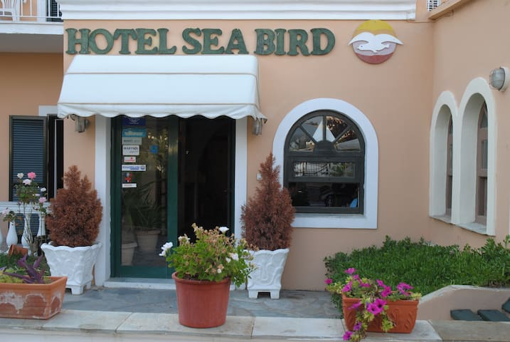 Hotel SEA BIRD, in Moraitika - Corf - Μοραϊτικα
