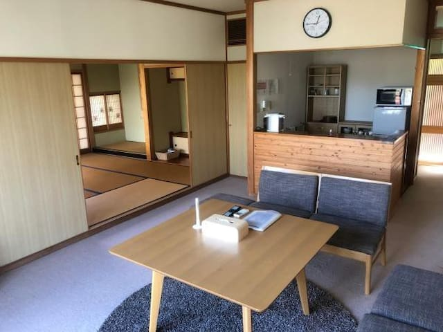 ☆★Special room☆★Tatami+living room+kitchen