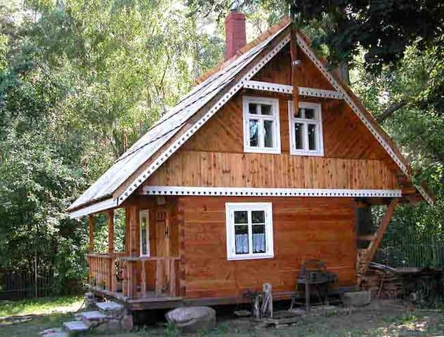 Übernachten im Bania-Haus - Słońsk - Casa