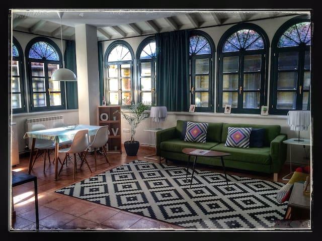 Apartamentos Hevia - Villaviciosa - Leilighet