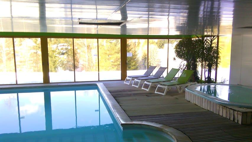 Location meubl avec piscine appartementen te huur in - Villard de lans piscine ...