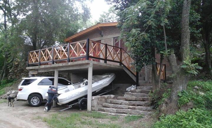 Cabaña completa en Embalse