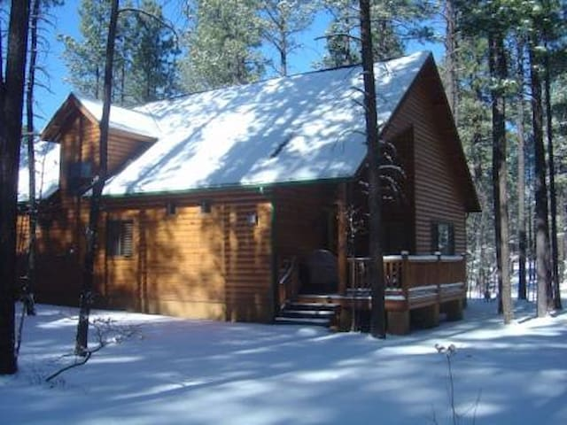 Enjoy the Snow/Escape the Heat - Pinetop-Lakeside - Talo