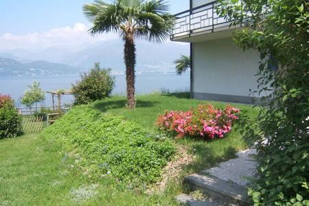 Casa Miralago, direkter Seeanstoss - Ranzo - Apartment - 2