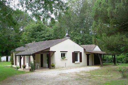 Périgord pourpre maison dans parc - Lalinde - บ้าน
