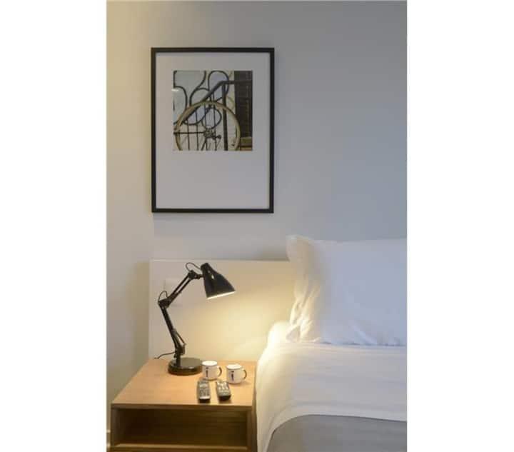 Bê Hotel - Apartamento Duplo Casal
