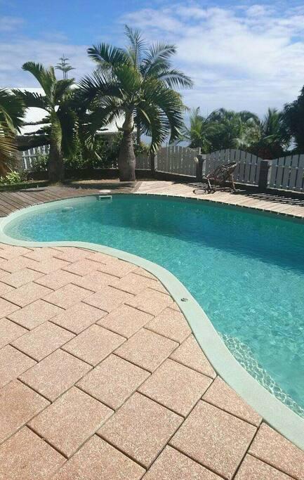 Chambre dans coloc avec piscine houses for rent in - Pool house piscine moderne saint paul ...