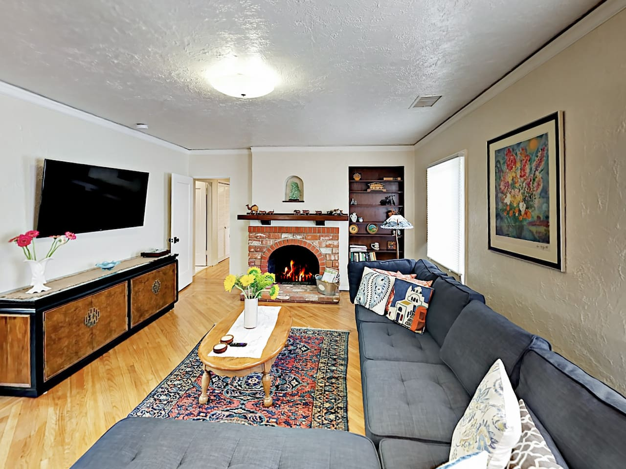 Welcome to Ventura! Your home is professionally managed by TurnKey Vacation Rentals.