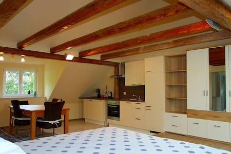 Ferienwohnung im Unterallgäu - Dirlewang, Altensteig - Lägenhet