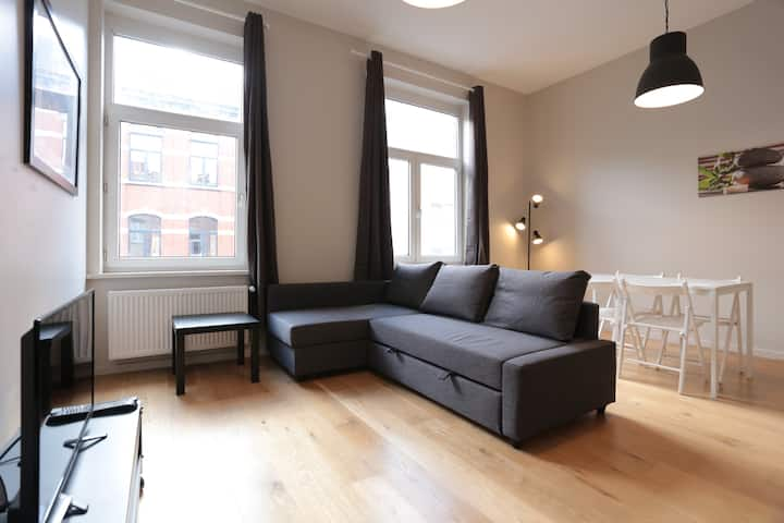 Flat In Brussels - Uccle