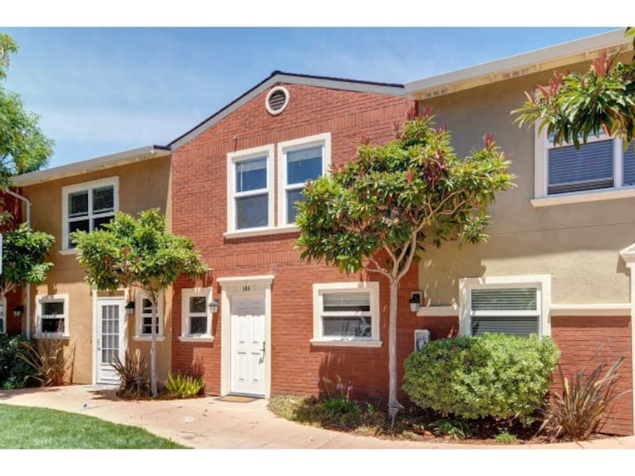 New townhouse in a safe and upscale neighborhood.