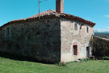 LA GRANJA. Casa rustica con terreno - Campolara - Talo