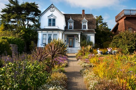 Mendocino,just steps from the ocean - Mendocino - Bed & Breakfast