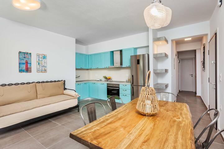 Oasis Chanioti Holiday Home - Ground Floor