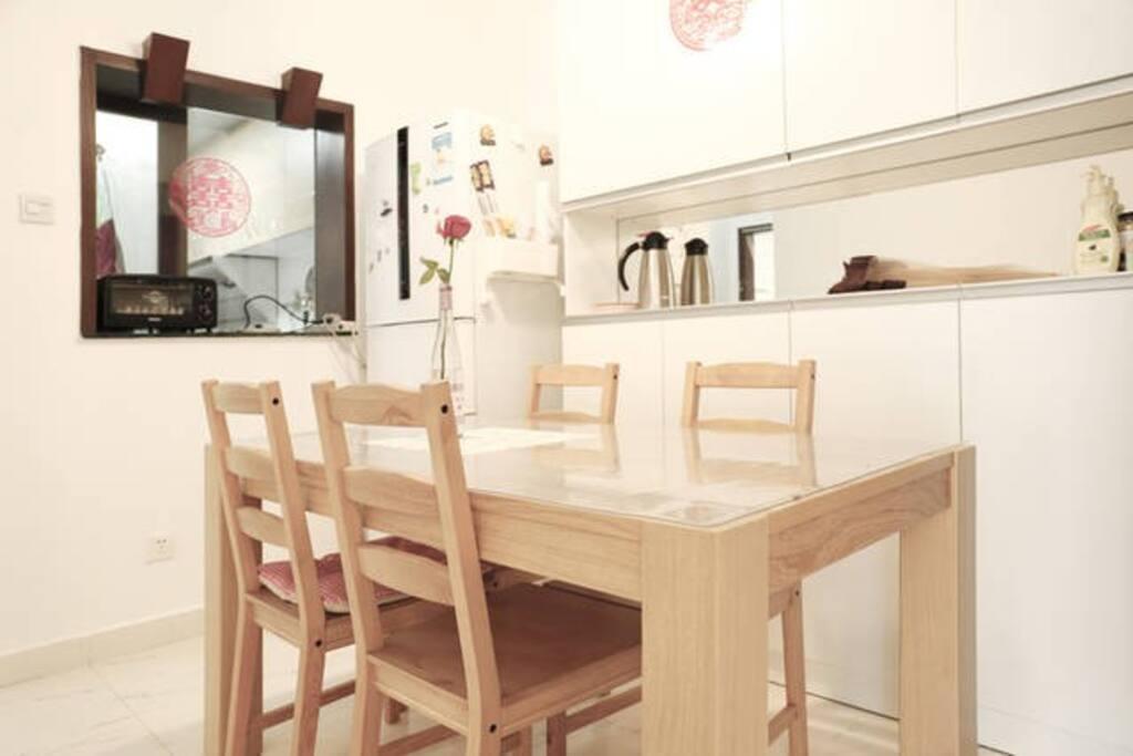 dinning room /餐厅