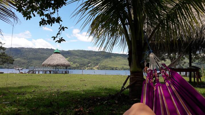 Villa Maria lodge  , Laguna Azul