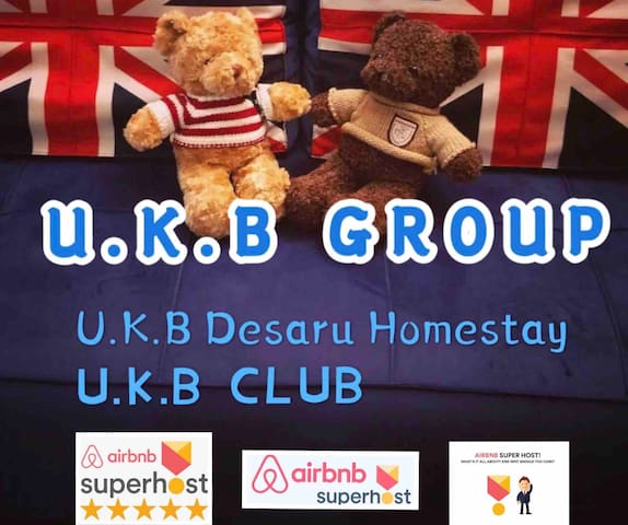 U.K.B Desaru Homestay (near Adventure Water Park)