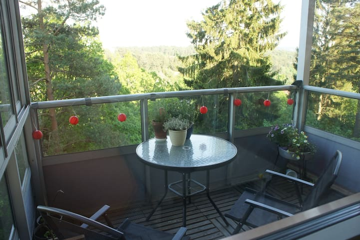 3-room apartment with big balcony - Gothenburg - Apartment