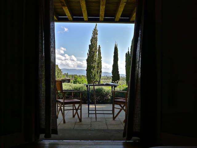 Toscana, Bolgheri, Apt. Magona - Bibbona - Hus