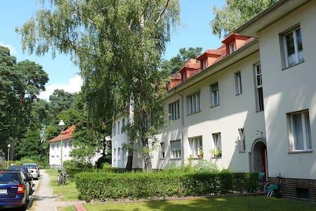 Sonnige Dachwohnung im Grünen - Lägenhet