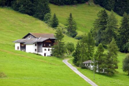 Ferienwohnung Skigebiet Jakobshorn - Lägenhet