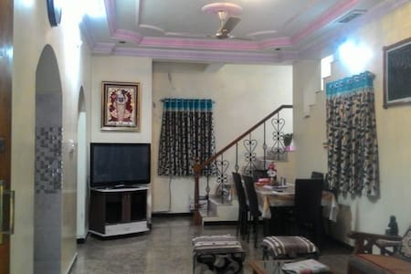 Lavish peaceful bungalow in main city