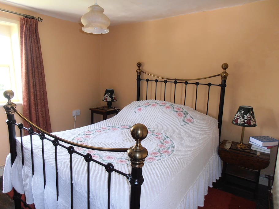 This is the double Bedroom