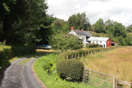 Bed and Breakfast in Mid Wales - Caersws