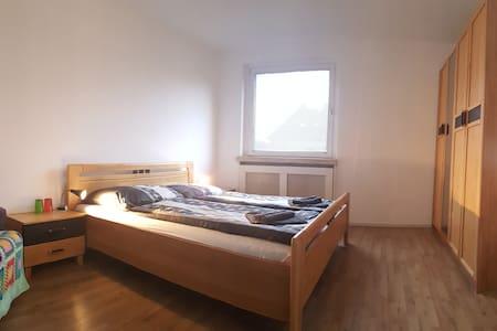 Quiet apartment, 5 walking min. to WN town center