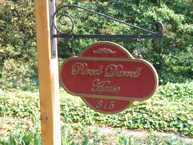 Purcell Darrell House B&B - Bassett Room - Swarthmore - Bed & Breakfast