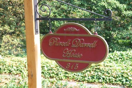 Purcell Darrell House B&B - Bassett Room - Swarthmore - Szoba reggelivel