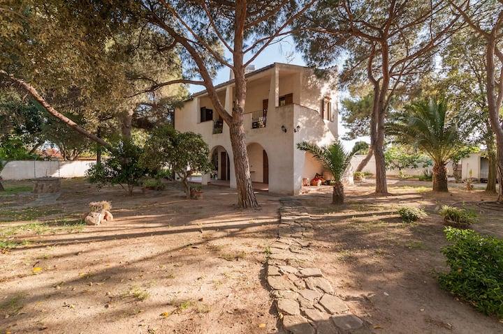 Quiet villa for rent, Wi-fi free