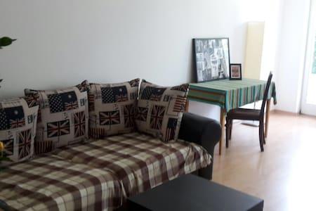 Gemütliche 1-Raum-Souterrain-Whg - Dresden - Apartment